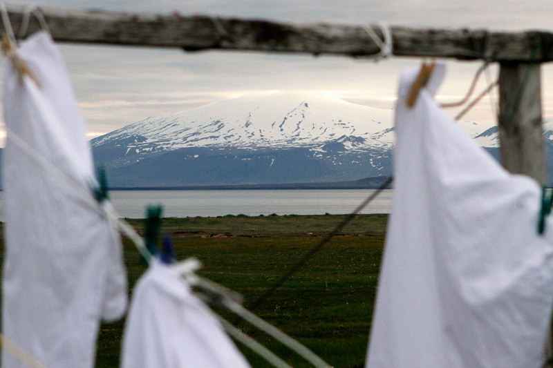 Blick auf den Snæfellsjökull, Island | Photo: Michael Sandner