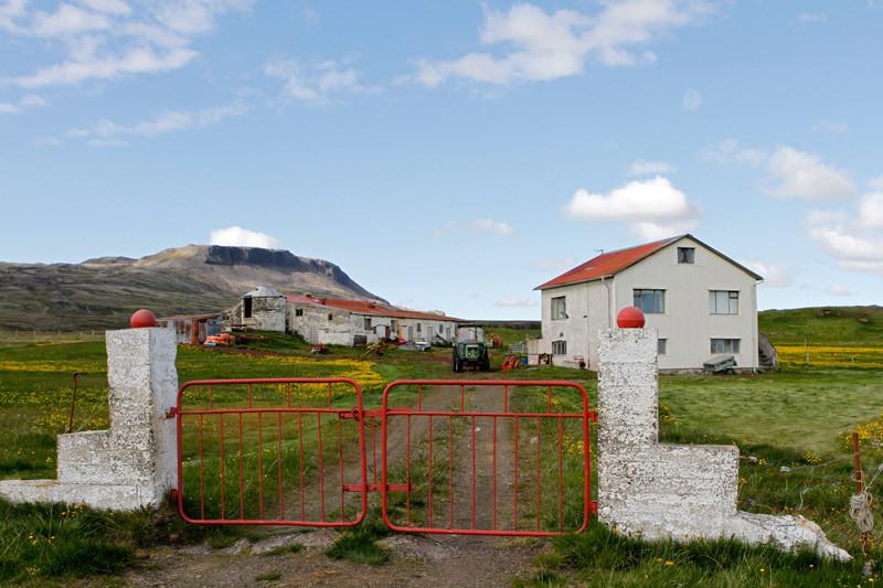 Gehöft, Island | Photo: Michael Sandner