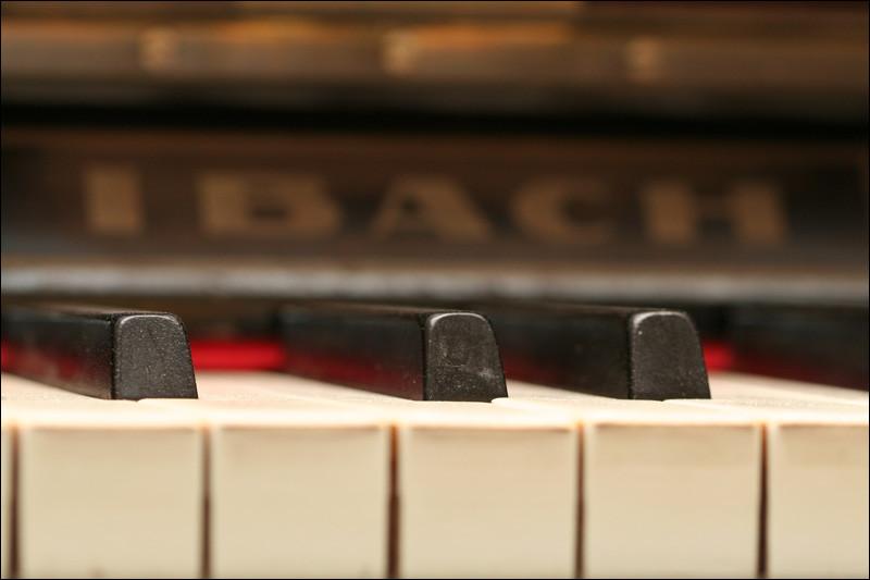 Tastatur Ibach-Piano| Photo: Michael Sandner