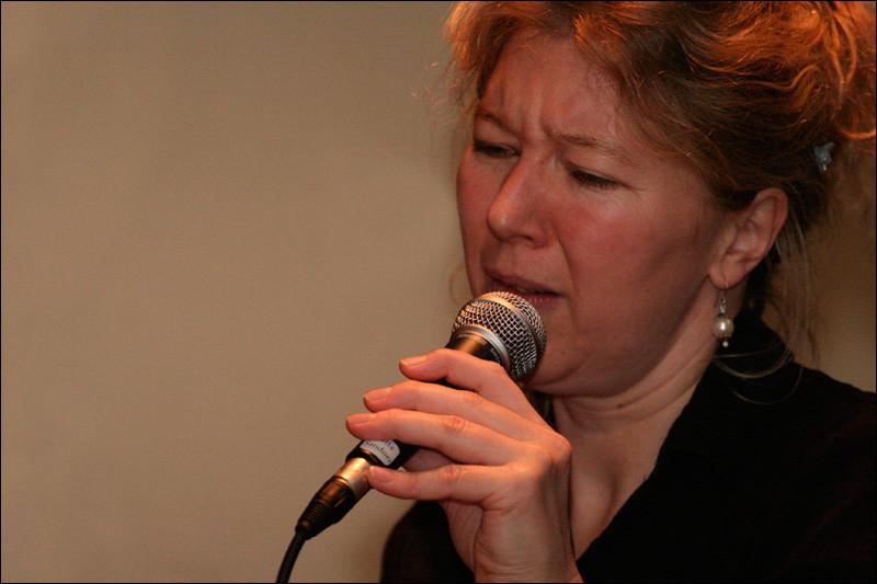 Sängerin Jutta Sandner | Photo: Michael Sandner