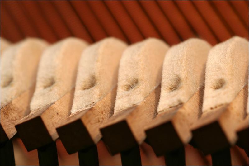 Hammer Ibach-Piano| Photo: Michael Sandner