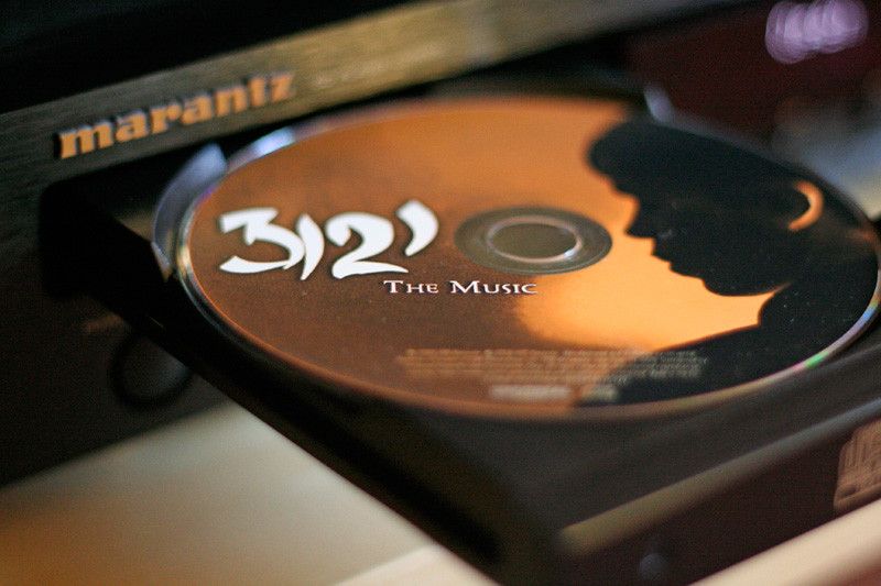 Marantz CD Player | Photo: Michael Sandner