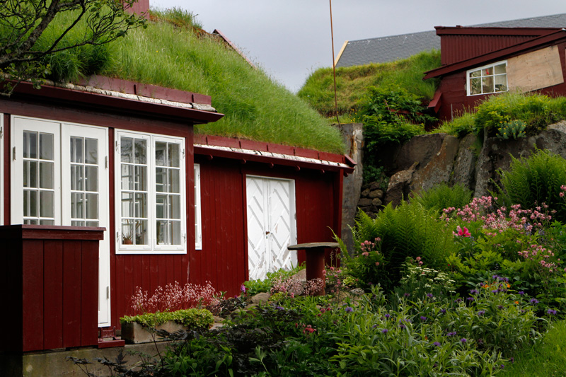 Tórshavn | Färöer | Photo: Michael Sandner