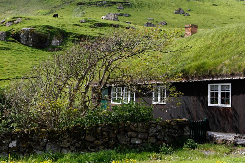 Hoyvíksgarður | Färöer | Photo: Michael Sandner
