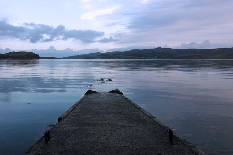 Sconser, Schottland, Photo: Michael Sandner