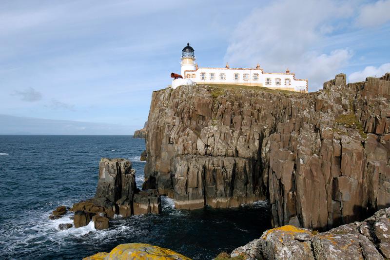 Neist Point, Schottland, Photo: Michael Sandner