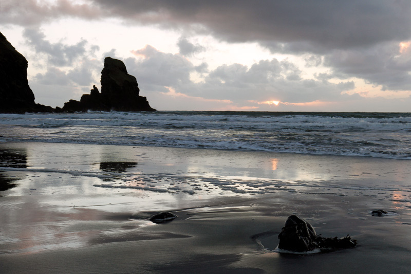 Talisker Bay, Schottland, Photo: Michael Sandner