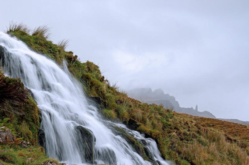 Old Man of Storr, Schottland, Photo: Michael Sandner