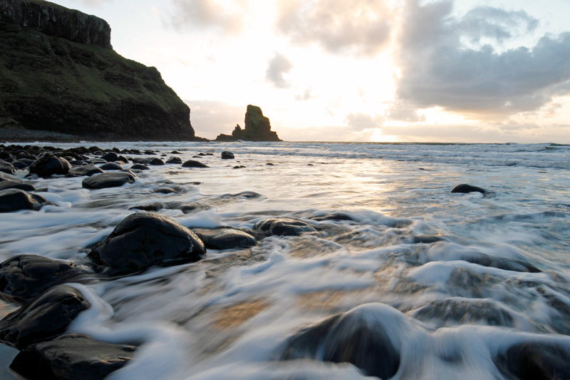 Talisker Bay, Schottland, Photo: Michael Sandner