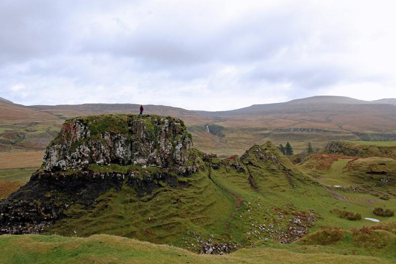 Fairy Glen, Schottland, Photo: Michael Sandner