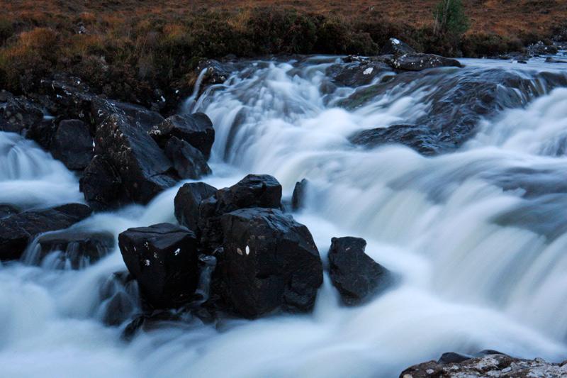Sligachan, Isle of Skye, Photo: Michael Sandner