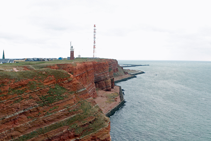 Photoworkshop, Leuchtturm, Helgoland, Photo: Michael Sandner